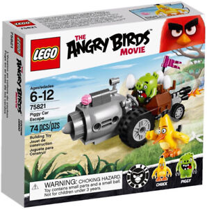 LEGO The Angry Birds Movie: The Angry Birds Movie #75821
