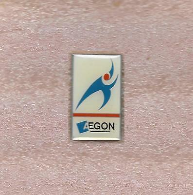 Aegon Speed Skating Official Pin Old