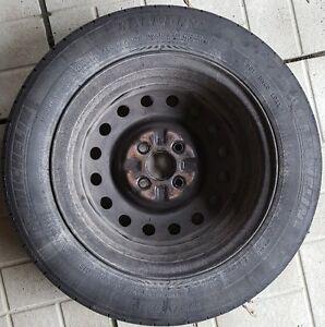 """14"""" Wheels (steel) + Tires P175/65R14 81S - 4 PACK"""