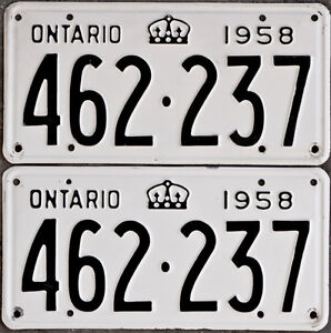 YOM Licence Plates For Your Old Auto - Ministry Guaranteed! Kitchener / Waterloo Kitchener Area image 6