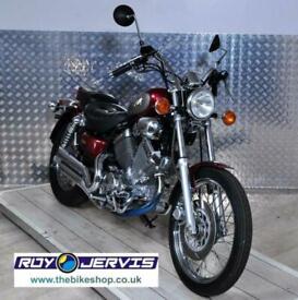 1995 Yamaha XV535 Virago 95 535cc Custom RED