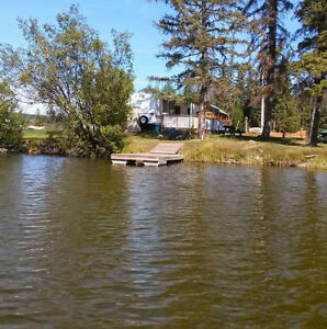 Affordable Waterfront RV Lot on Watch Lake