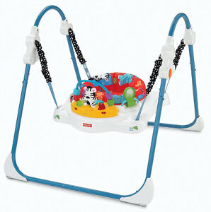 Fisher-Price Adorable Animals Jumperoo - $50