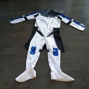 Captain REX size medium costume and mask Strathcona County Edmonton Area image 3