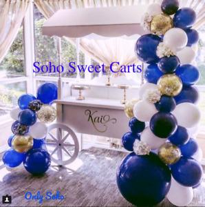 Luxury Sweet Cart Rental -  large cart $200