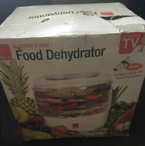 Ronco Electric Food Dehydrator