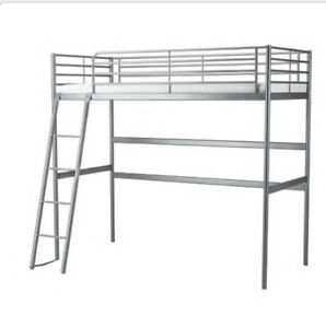 loft bed and desk for sale