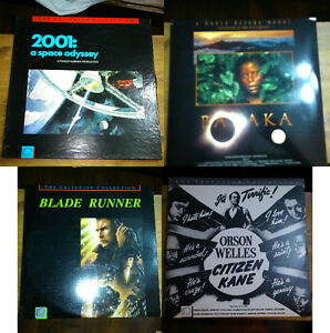 Criterion Collection LaserDiscs For Sale (All Killer No Filler)