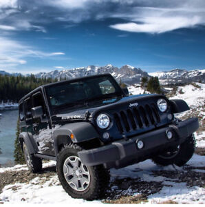 Jeep Rubicon - FULLY LOADED - Soft & Hard Top