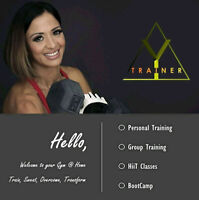 Certified Personal Trainers specialist in kitchener Waterloo ar
