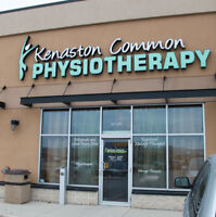 Part time receptionist/physiotherapy assistant