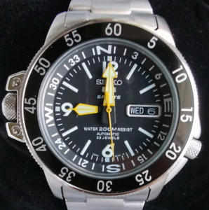 Seiko Land Shark Watch for Trade