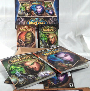 World of Warcraft Battle Chest COMPLETE IN ORIGINAL BOX