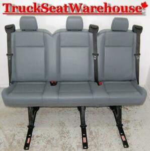 FORD TRANSIT  Passenger Van 3 Seater Bench Seat Integrated Seatbelts 2018