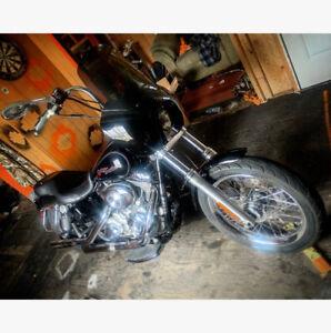 2006 Harley Davidson super glide custom