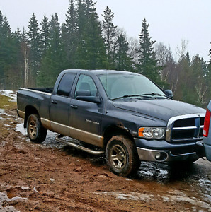 2004 dodge ram for parts