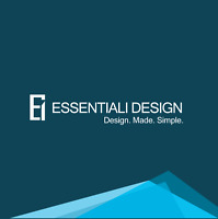 Essentiali - Web. Graphic Design. Photography *SUMMER SPECIAL*