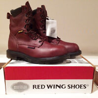 NEW Red Wing Work Boots