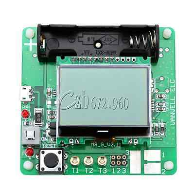 3.7v Version Of Inductor-capacitor Esr Meter Diy Mg328 Multifunction Tester