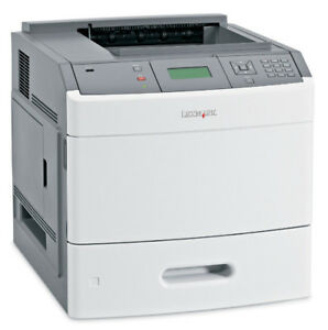 Lexmark Optra T652N Laser Network Printer Refurbished