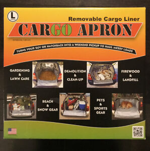 Removable Cargo Liner - New