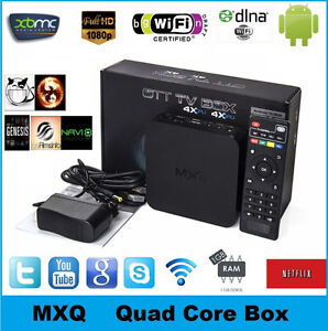 Fully Loaded KODI Android TV Boxes With Remote $119.95 @CBS