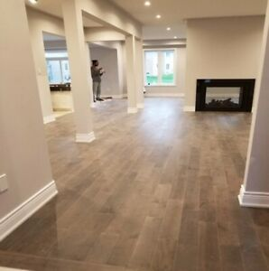 Laminate Installation from $1, Hardwood Installation from $1.50
