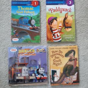 Children's Early Reader Books