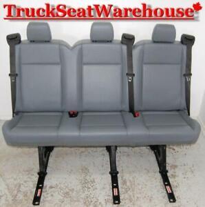 FORD TRANSIT  Passenger Van 3 Seater Bench Seat Integrated Seatbelts 2018