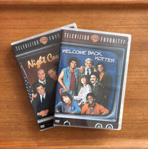 Night Court & Welcome Back Kotter - Retro TV Shows - Mint Discs