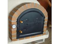 Mediterranean Wood Fired Pizza Oven BRAND NEW - Quick Sale £300
