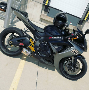 06 GSXR 600 Tons of upgrades ! + EXTRAS!!