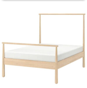 IKEA Bed Frame - Queen, brand new, perfect condition