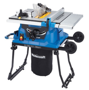 Table saw buy or sell tools in barrie kijiji classifieds mastercraft portable table saw 15a like new greentooth Choice Image