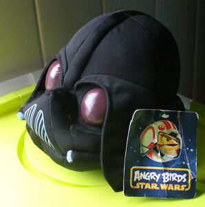 Reduced Star Wars Darth Vader Angry Birds stuffed
