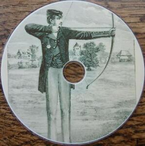 Vintage-ARCHERY-archer-Hunting-bow-arrow-target-History-Research-18-Books-DVD