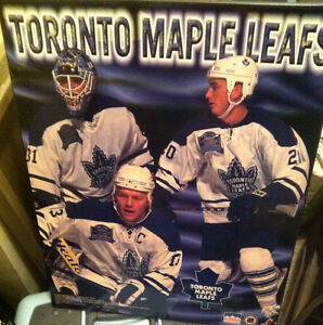 Toronto Maple Leafs Vintage Plaque Pictures Peterborough Peterborough Area image 2