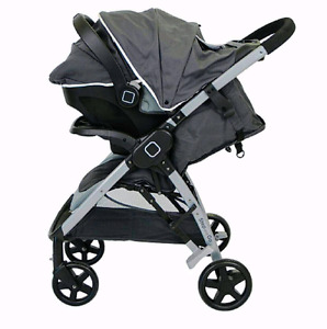 Safety first step and go stroller travel system cor $175