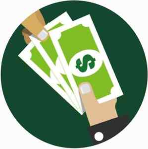 Need Money Fast? $300-$3000 cash within 24 hours across Canada