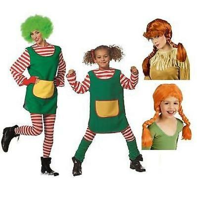 Freche Göre Kostüm freches starkes Mädchen Kinder Wirbelwind Damen Kleid - Freche Mädchen Kostüm