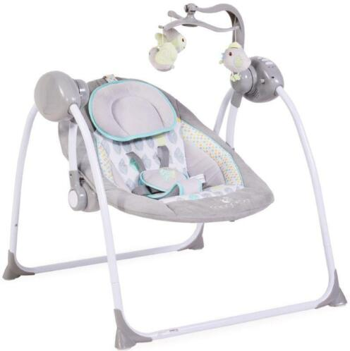 Cangaroo Baby Swing Plus Grey Babyschommel TY008A1 (Thuis)