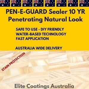 Paver Penetrating Sealer Stain Protect - 5Litre Australian Made Seven Hills Blacktown Area Preview