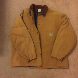 Vintage Carhartt Jacket (Brown)