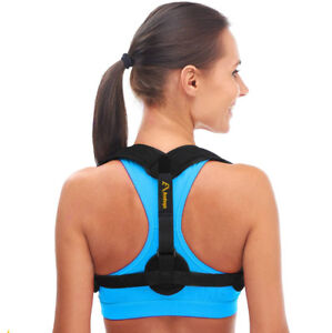 Back Posture Corrector for Women & Men Effective and Comfortable