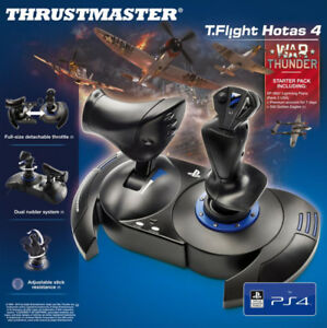 Thrustmaster T.Flight Hotas 4 Flight Stick for PS4