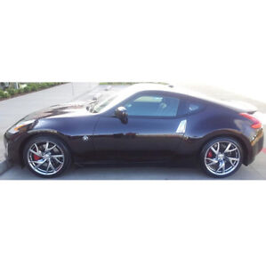 2013 Nissan 370Z Touring 2dr Coupe Manual - new engine