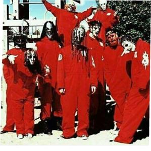 Slipknot jumpsuit (chienne de travail) combinaison de Slipknot