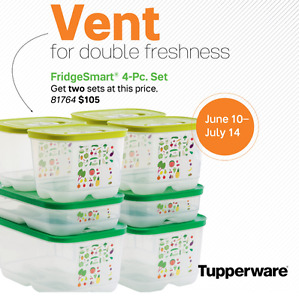Fridgesmarts & Lunch Containers on Sale!