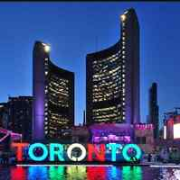 London to Toronto on  Wednesday January 18 at 9 pm