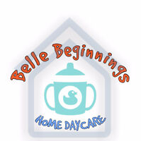 Belle Beginnings Home Daycare in Courtice